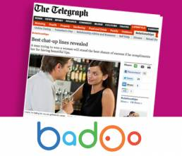 Best Chat Up Lines Revealed - Badoo