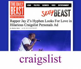 Looking for Love in Craigslist Personal Ads